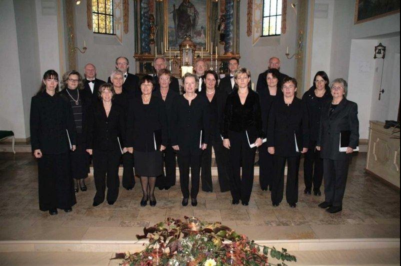 Geistliches Konzert Ludwigsmoos (2007)