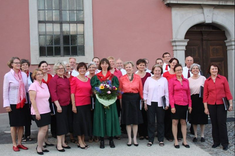 Chorreise nach Harsdorf (2012)