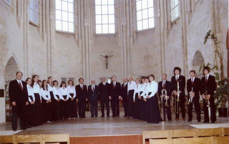 Chorreise Senlis (1981)