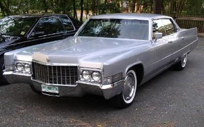 1970 Cadillac Calais Limousine
