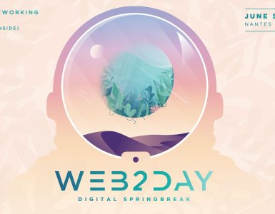 Logo Web2Day 2019