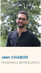 Jean Chabod, Modérateur @Freelance
