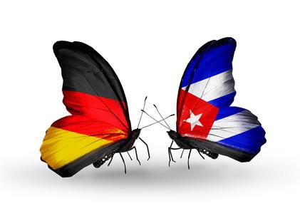 © Fotolia_64578176_XS Schmetterlinge Deutsch-Kubanische Freundschaft