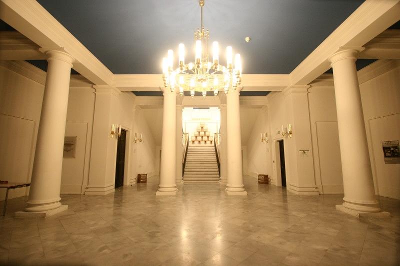 Lobby Hotel Harakiri
