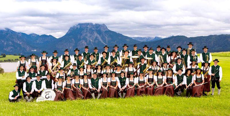 Ab 16:30 Uhr: Stimmung mit der Musikkapelle Görisried