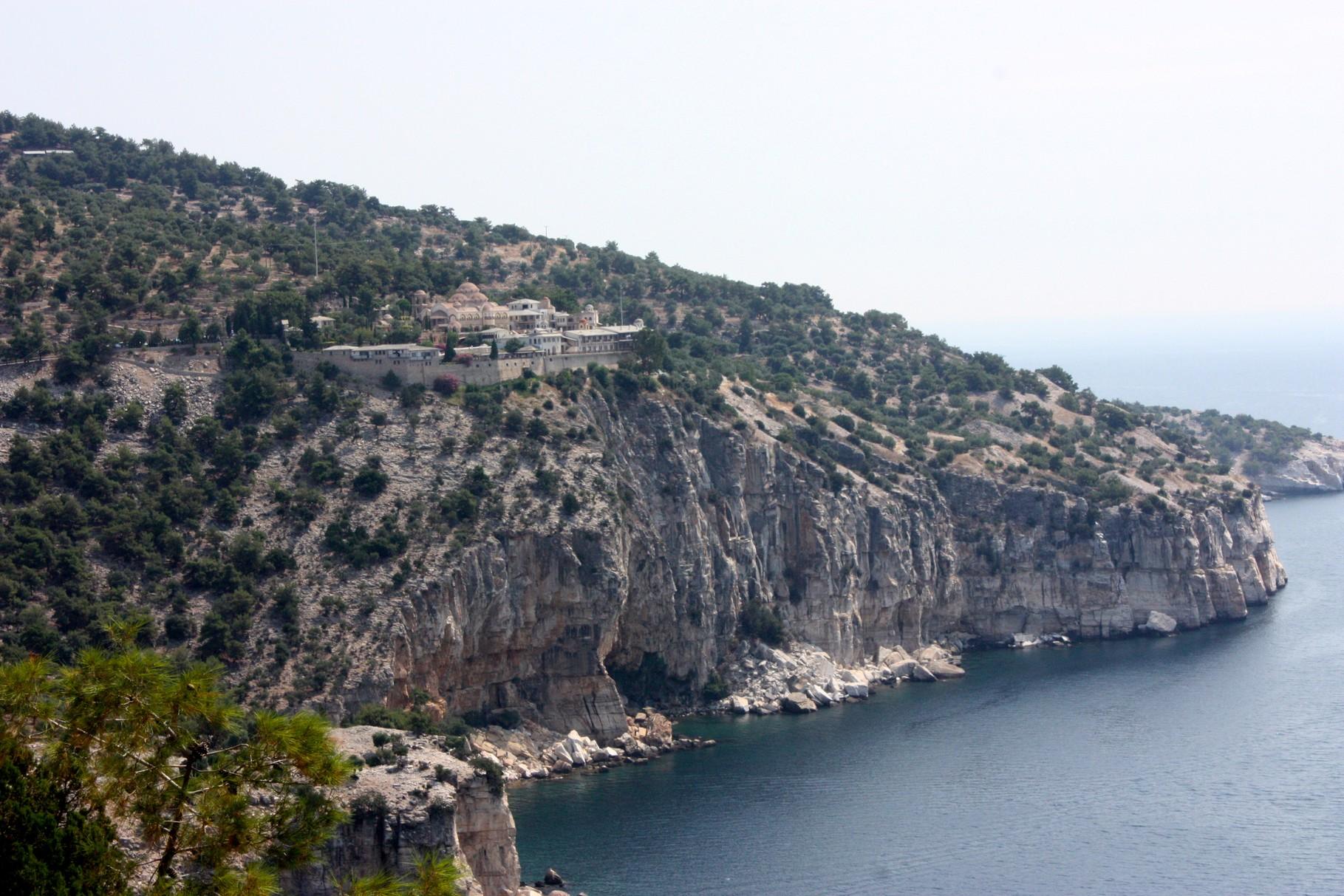 Monastère d'Archangelos