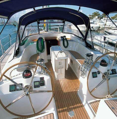 Segeltörn Dodekanes mit Ocean Star 56.1 ab Athen