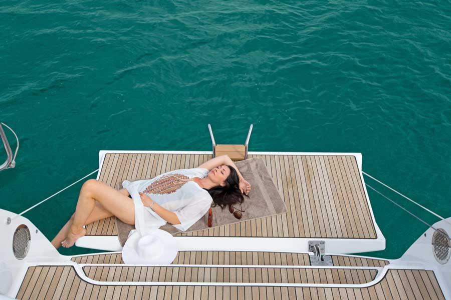Single Segelrlaub Griechenland