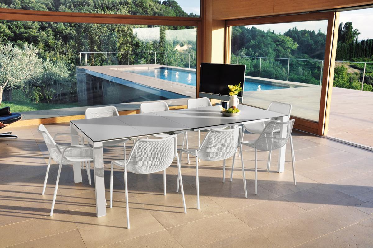 Exklusive Möbel von hoher Qualität für Garten und Terrasse - auch für die hohen Ansprüche der Gastronomie