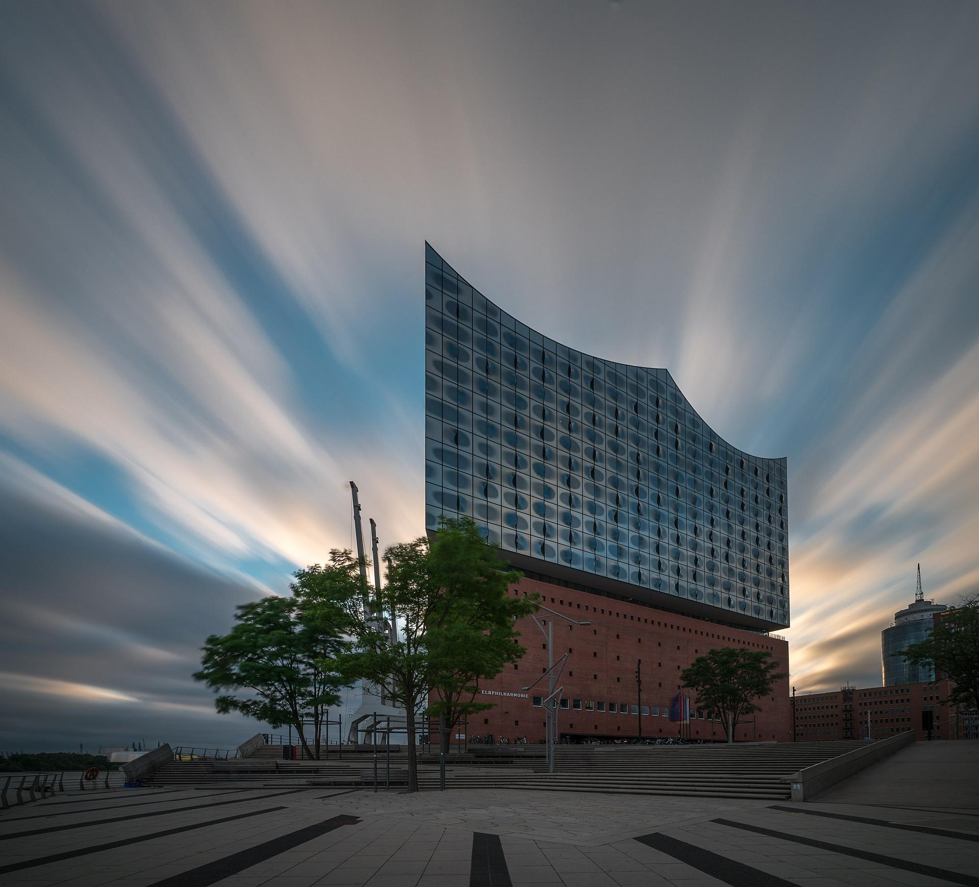 Juli 2019: Elbphilharmonie, Renke Bienert