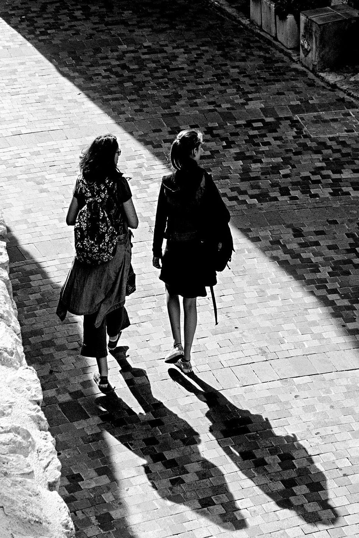 April 2017: Licht und Schatten, Brigitte Nieschalk