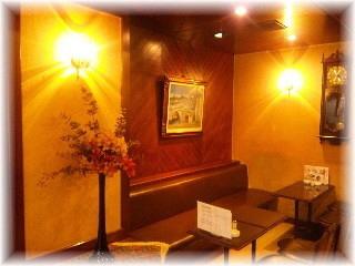 喫茶館プロコップ店内画像01