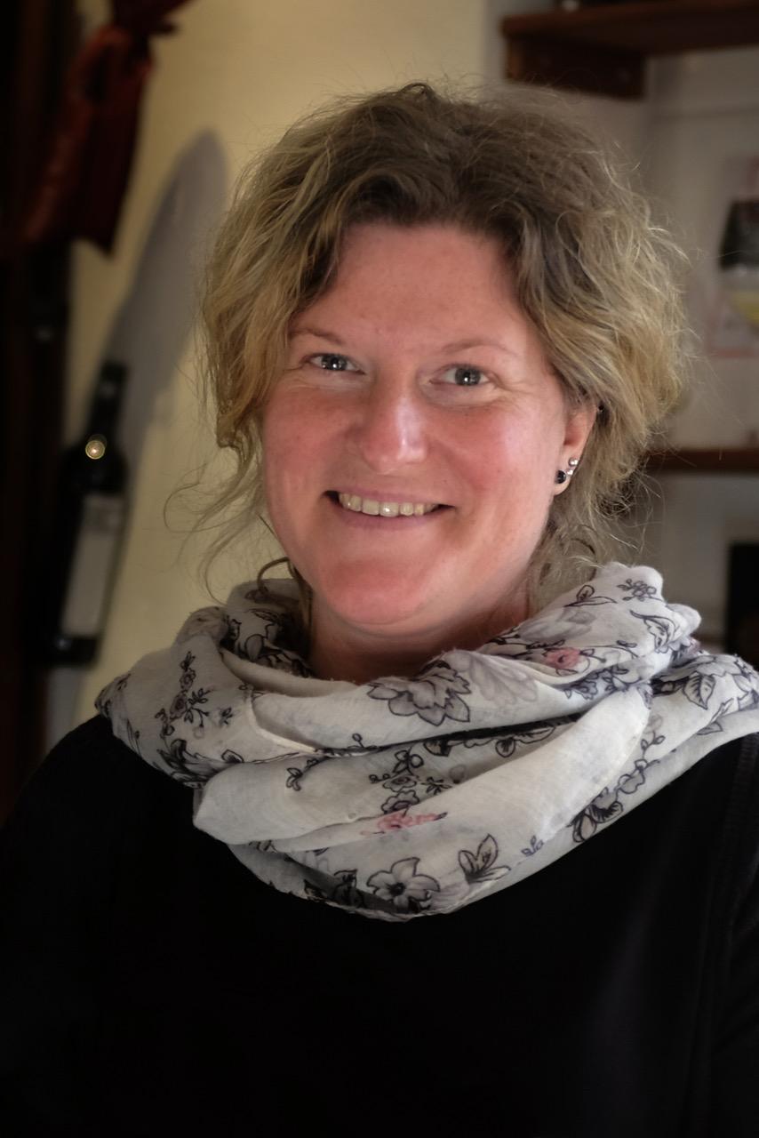 Isabel Meyr Vintetrez Inhaberin