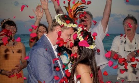 Hochzeit auf Mallorca mit Traurednerin Carmen Dethof
