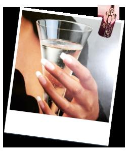 schöne Nägel, gepflegte Hände