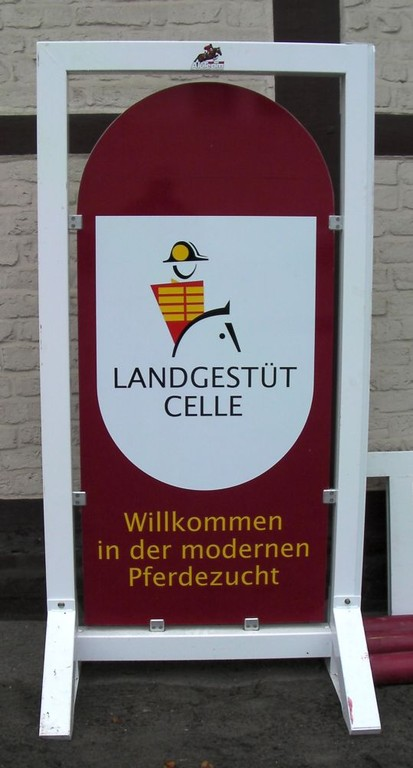 Das Landgestüt in Celle