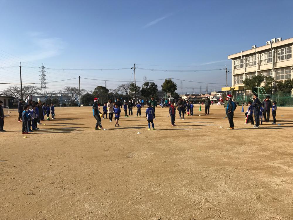 サッカー体験 3