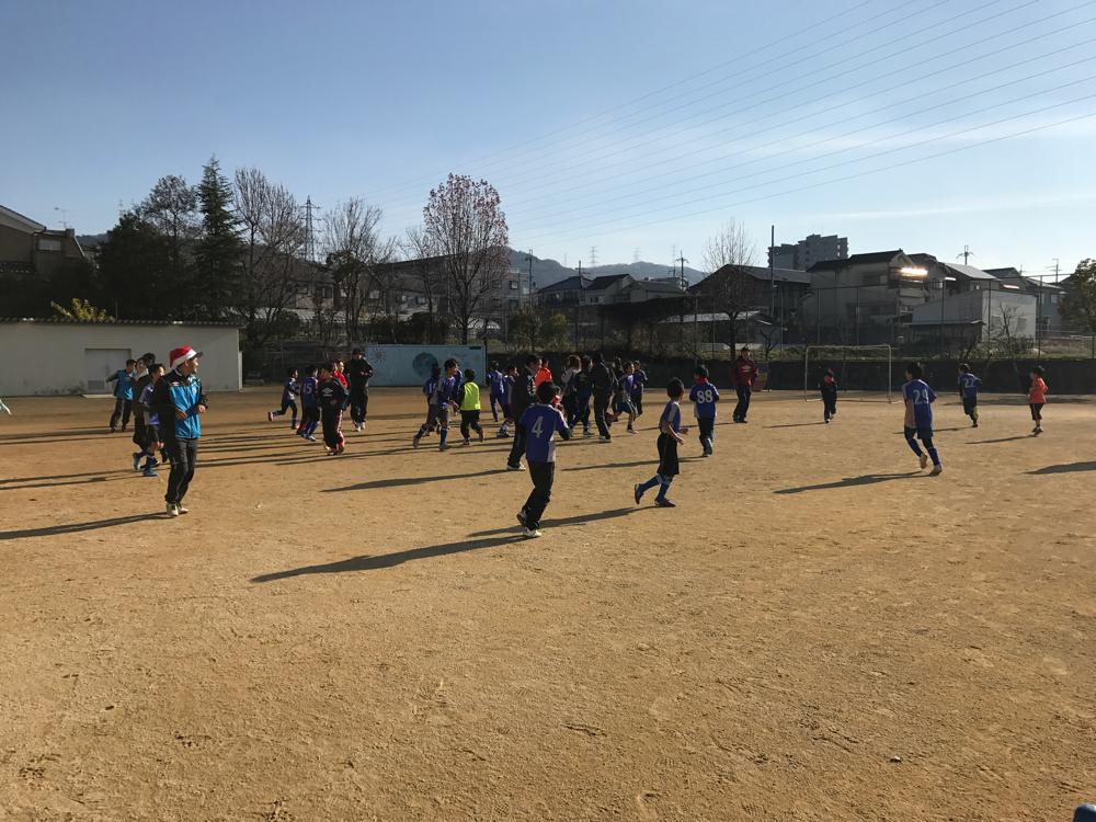 サッカー体験 4