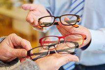 Bildschirmarbeitsplatzbrille