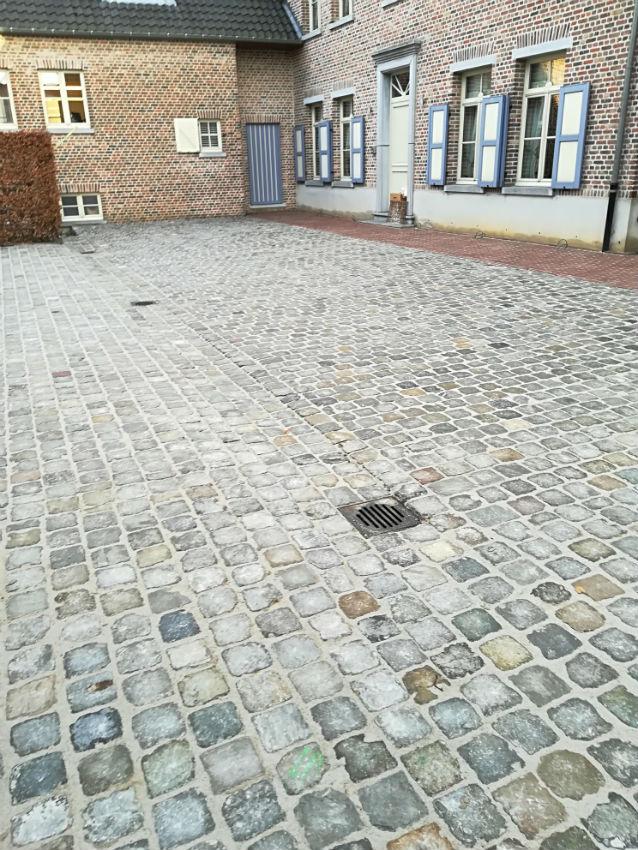 Oprit Belgische platines