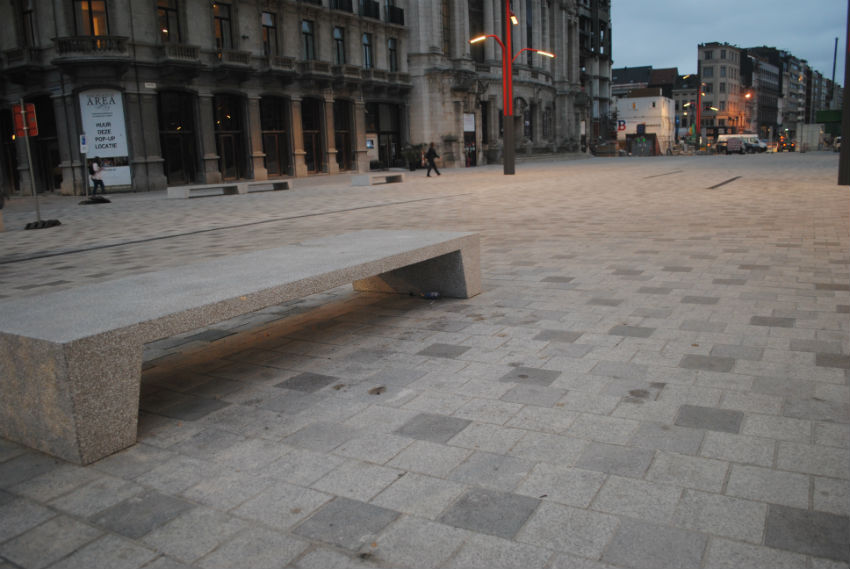 Operaplein te Antwerpen