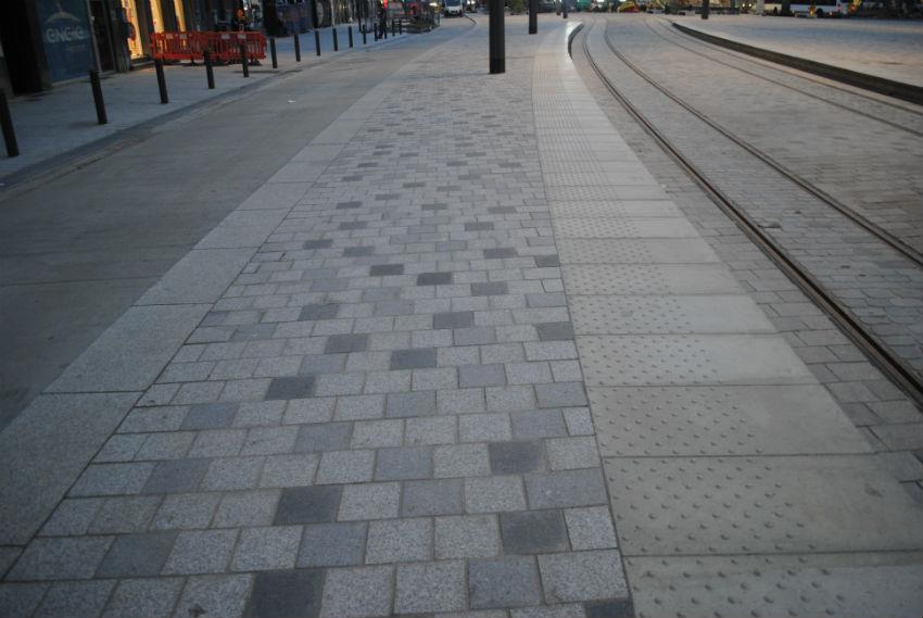 Project te Antwerpen Operaplein