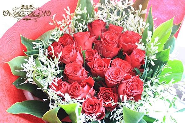 還暦祝いの花束 order no 181107