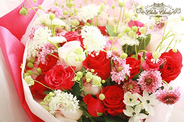 プロポーズの花束 order no 201740