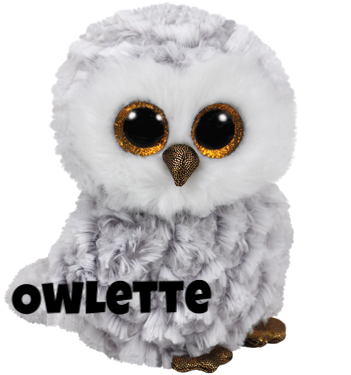 "Owlette is op 20 april jarig. ""Tuck me in to sleep at night / But when you hug me, hold me tight"""