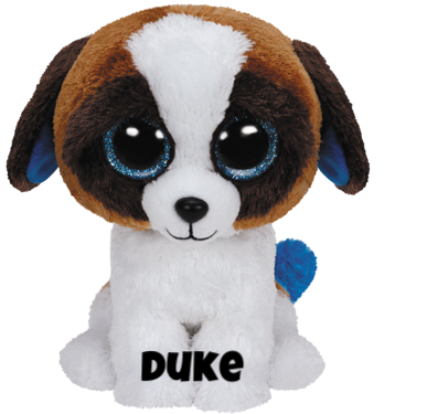 """Duke hat am 20. Mai Geburtstag. """"Running makes me a happy dog / So take me with you when you jog!"""""""