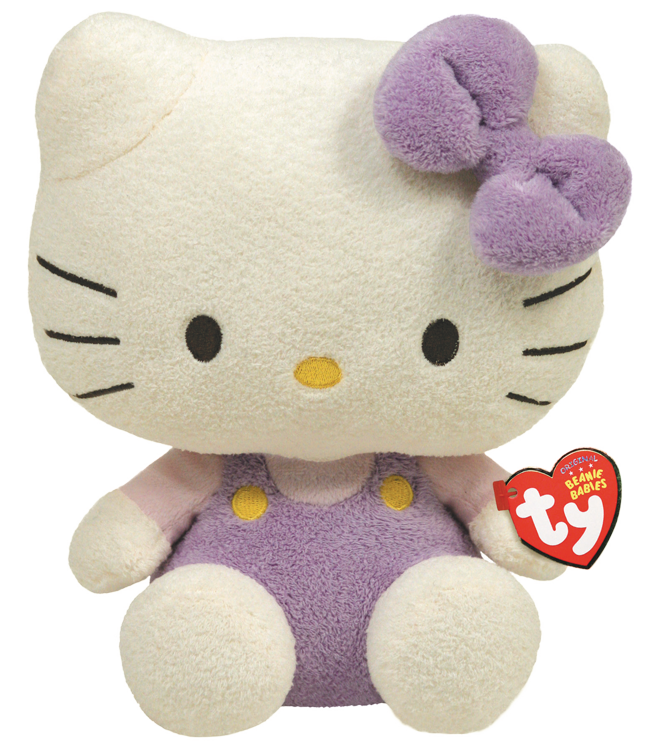 Hello Kitty Overall lavendel / rosa