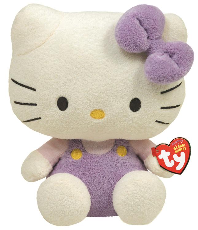 Hello Kitty Overall lavendel / rosa