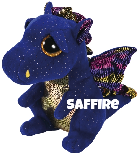 """Saffire hat am 23. Februar Geburtstag. """"Icanblowfire,it'seasyforme And my big wings let me fly wild and free"""""""