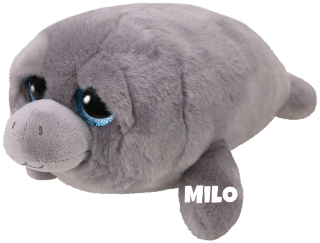 """Milo hat am 15. März Geburtstag. """"When I come to the shore just to play / Nearby swimmers will visit but I will never stay"""""""
