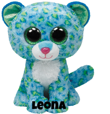 """Leona hat am 18. November Geburtstag. """"For I am the prettiest cat / With bright green eyes / And spots to match!"""""""