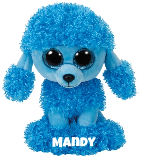 """Mandy hat am 8. März Geburtstag. """"My favorite time to have lots of fun / Is when I can run and play in the sun."""""""