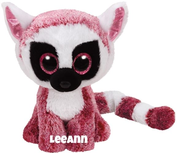 "Leeann is op 5 december jarig. ""I like to play with my brother who's older / We roll on the snow hill when it gets colder!"""