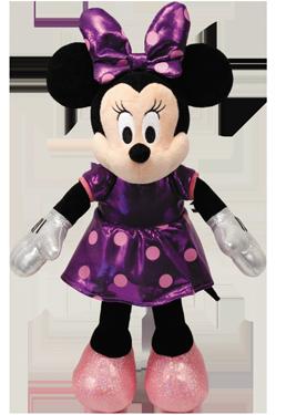 Minnie violet