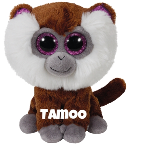 """Tamoo hat am 16. Mai Geburtstag """"Monkey see, monkey do / You're special to me and I love you !"""""""