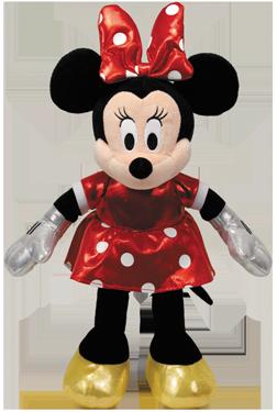 Minnie rood