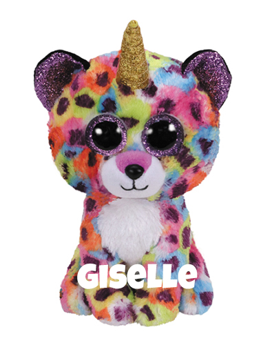 """Giselle hat am 12. Mai Geburtstag. """"On my crown You'll see a horn Do you think I'm a unicorn?"""""""