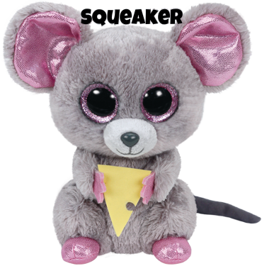 "Squeaker is op 3 mei jarig. ""On my tippy toes, I run real fast / If i'm in a race I'll never come last!"""