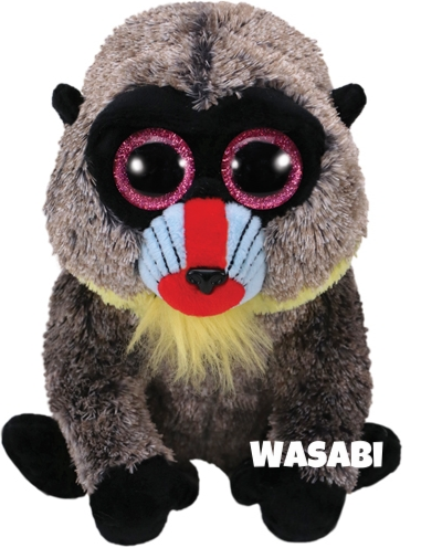 """Wasabi hat am 18. Mai Geburstag. """"My name in the jungle is spunky monkey / And all my tricks are really funky."""""""