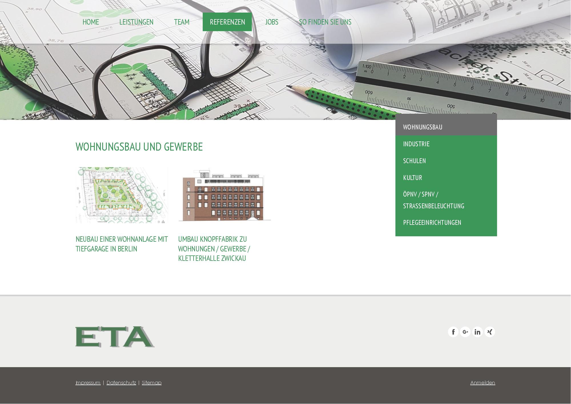 Planungsbüro ETA -Wildenfels - Refresh
