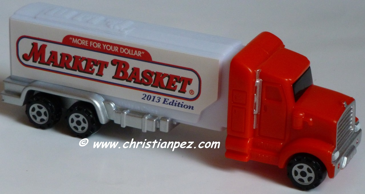 Market Basket - ChristianPez Pez Collector France