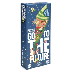 Londji Go To The Future Puzzle - zuckerfrei | Kids Concept Store