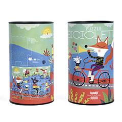 Londji Bicicletta Kinder-Puzzle - zuckerfrei | Kids Concept Store