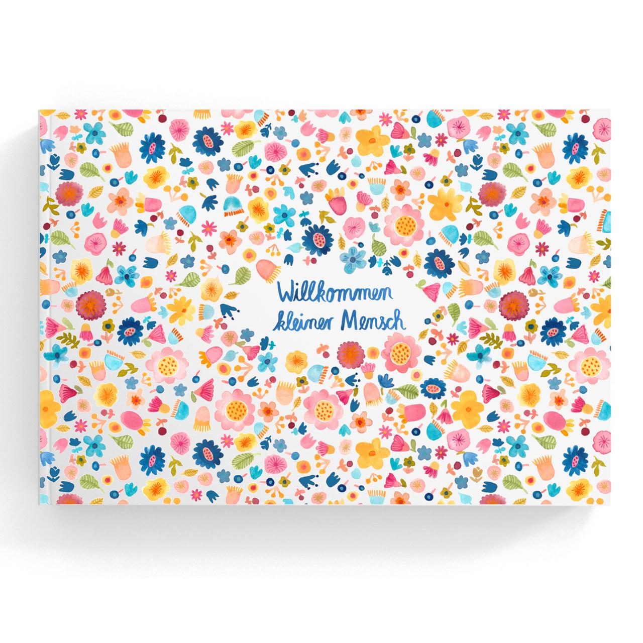 Frau Ottilie Babybuch - zuckerfrei | Kids Concept Store