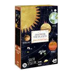Londji Discover the Planets Puzzle - zuckerfrei | Kids Concept Store