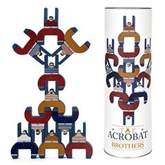 Londji Stapelspiel The acrobat Brothers - zuckerfrei | Kids Concept Store